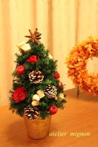 """12/10  """"クリスマスツリーの講習会""""  開催!"""